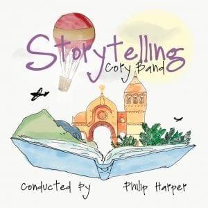 Storytelling Cory Band